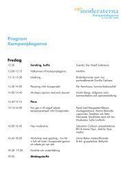 Program Kampanjdagarna