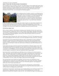 Eine Attraktion für den ganzen Steigerwald - Nationalpark Steigerwald