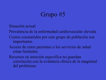 Grupo #5