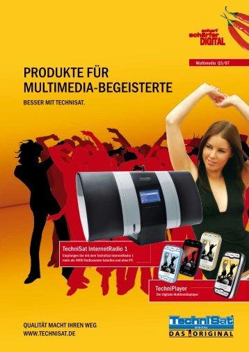 Technisat InternetRadio 1