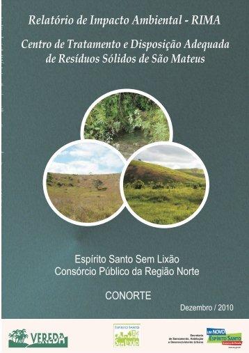 CTR São Mateus - Instituto Estadual de Meio Ambiente - Governo ...