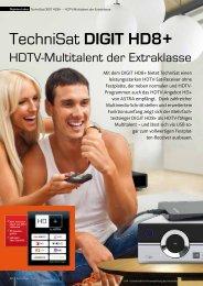 TechniSat DIGIT HD8+