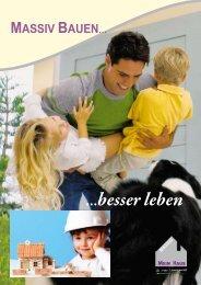 Besser leben.pdf - Massiv Mein Haus