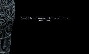 Sock Collection 2008-09 Socken Kollektionen 2008-09 - moira