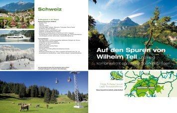 Auf den Spuren von Wilhelm Tell und Heidi - Swiss Holiday Park