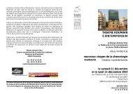 THEATRE ROUMAIN CONTEMPORAIN - Theatre-contemporain.net
