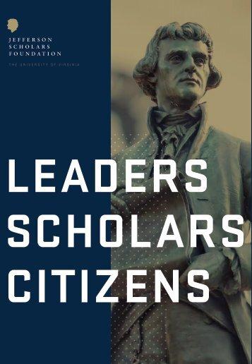 ip - Jefferson Scholars Foundation