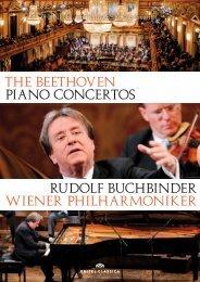 The Beethoven Piano Concertos Rudolf Buchbinder Wiener ...