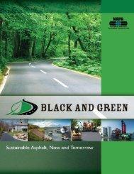 Sustainability Brochure - Asphalt Pavement Association of Indiana