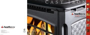 Cast Iron Brochure - Lisacs Fireplaces & Stoves