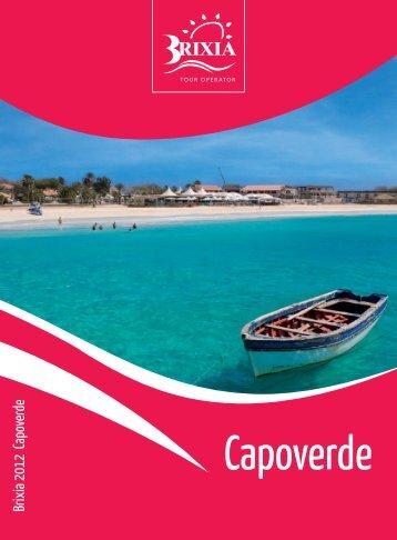 Brixia 2012 Capoverde - Brixia Tour Operator