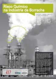 Risco Químico na Indústria da Borracha - Sustainlabour