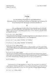 Lovforslag i pdf-format - Skatteministeriet