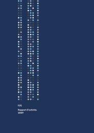 IUIL Rapport d'activités 2009