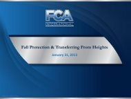 Fall Protection & Transferring from Heights - Finishing Contractors ...