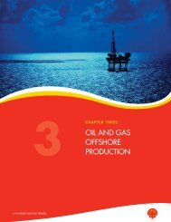 OIL AND GAS OFFSHORE PRODUCTION