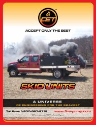 operating a cet skid unit is easy - CET Fire Pumps MFG