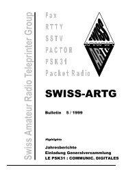 1999 / 5 - Swiss ARTG