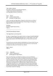 MYSTARA MESSAGE BOARD (AOL) Folder 1 - 17th Feb 1995 to ...