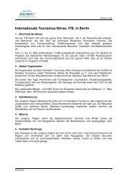 Internationale Tourismus Börse, ITB, in Berlin - Jungfrau Region ...