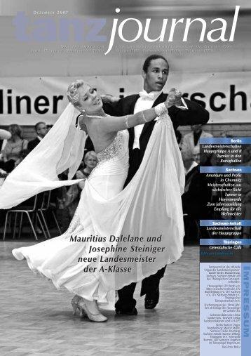 Mauritius Dalelane und Josephine Steiniger neue Landesmeister ...