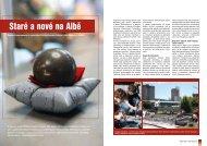 Staré a nové na Albě - Kaeser Kompressoren sro