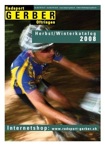 Tel. 062-797 55 77 Fax 062-797 - Radsport Gerber