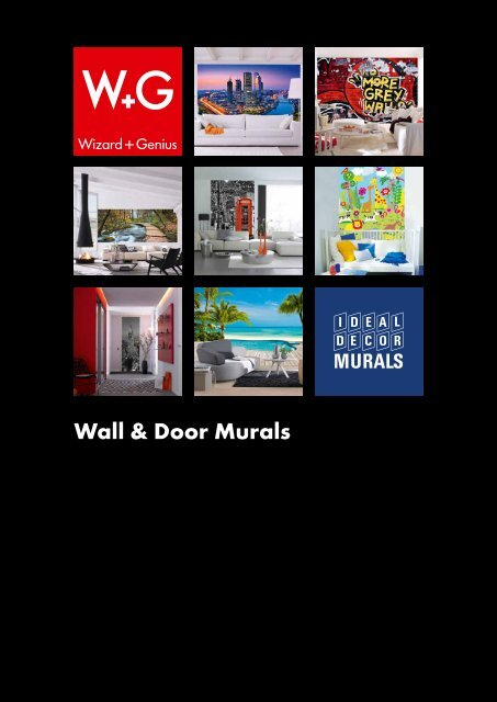 Wall & Door Murals