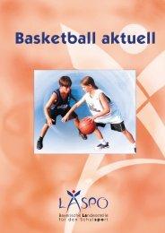 Basketball aktuell - Bayerische Landesstelle für den Schulsport
