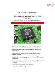 Obsoleszenz Management Prospekt (121,1 KiB) - riese electronic ...
