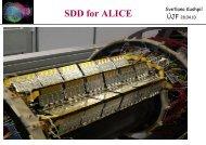 Draft for SDD seminar (28/04/2010) pdf format