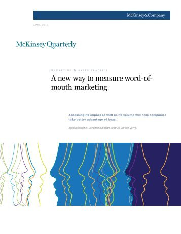 a new way to measure word of mouth 11:32 — in the world of word of mouth you need to find the passions people are talking about and attach 11:41 — a: measure and use trial and error 11:42 — q: does the deck you mentioned speak to get our free weekly newsletter to discover practical ways you can earn more word of mouth the.