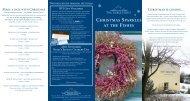 Christmas is coming… CHRISTMAS SPARKLES ... - Visit Lancashire