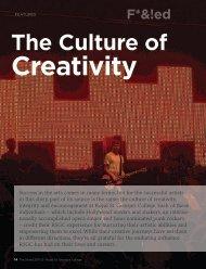 Culture of Creativity - Cocoa Media