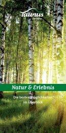 Natur & Erlebnis - Taunus