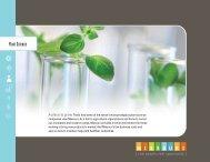 Plant Science - Missouri Department of Economic Development