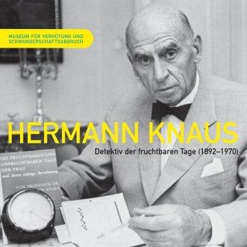 Knaus deutsch PDF - Museum für Verhütung und ...