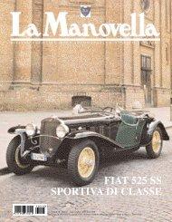 FIAT 525 SS SPORTIVA DI CLASSE - Automotoclub Storico Italiano