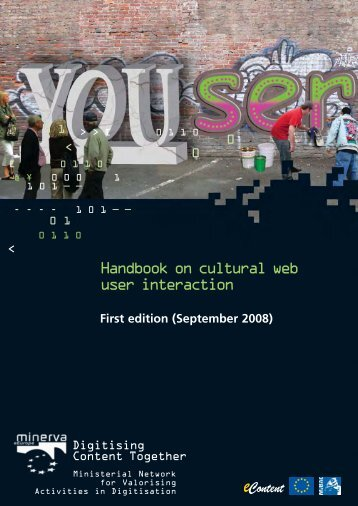 Handbook on cultural web user interaction