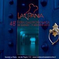 48 FIERA GASTRONOMICA - SienaFree.it