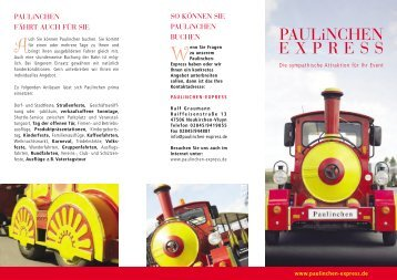 Paulinchen-Express