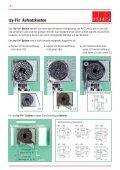 isy-Fix ® Aufsatzkasten - Behr GmbH - Seite 2