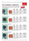 isy-Fix ® Aufsatzkasten - Behr GmbH - Seite 4