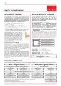 isy-Fix ® Aufsatzkasten - Behr GmbH - Seite 6