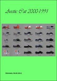 Arctic Cat 2000-1991