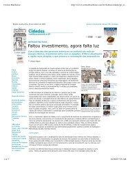 Correio Braziliense - Blog do Alon