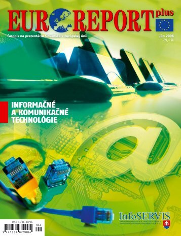 informačné a komunikačné technológie - EUROREPORT plus