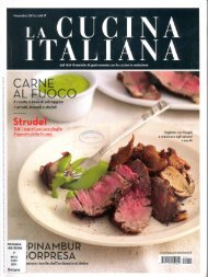 Cucina Italiana - Bologna Welcome