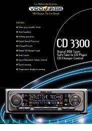 Digital RDS Tuner Soft-Take-In CD Player CD ... - datastore.com.tr