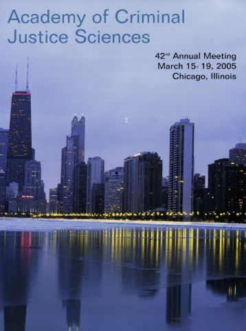 2005 Annual Meeting Program - Academy of Criminal Justice ...